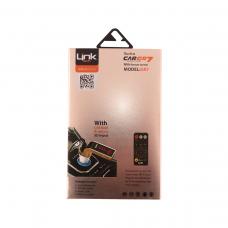 GR7 2.4mAh Şarj Çıkışlı LCD Ekran ve Kumandalı FM Transmitter