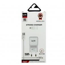 S551 Strong Micro USB 9V 1.67A Hızlı Şarj Cihazı