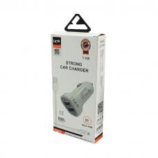 S560 Strong Micro Çift Çıkış Araç Şarj Cihazı