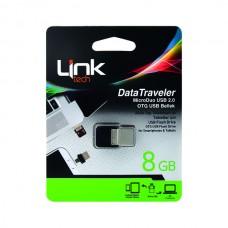 8GB Micro OTG Dual USB Bellek
