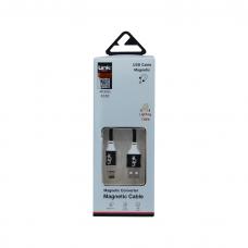 K330 Lightning Mıknatıslı 1000mm Şarj/Senkronizasyon Kablosu