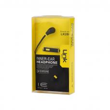 H320 Kulakiçi Renkli Mikrofonlu Kulaklık