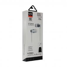 H280+ Metal Kulakiçi SUPER BASS Mikrofonlu Kulaklık