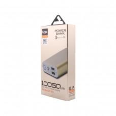 Safe SM10 10.050mAh Ligthning&Micro USB Metal PowerBank
