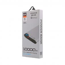 Safe SF10 10.000mAh Ekranlı Quick Charge 3.0 12V Powerbank