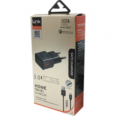 C512 Safe Type-C 12V Quick Charge 3.0 Ev Şarj Cihazı