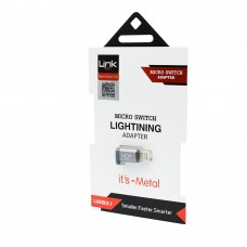 O189 Micro USB Lightning Çevirici Adaptör