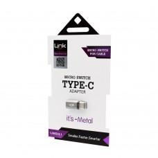 O186 Micro USB - TYPE-C Dönüştürücü