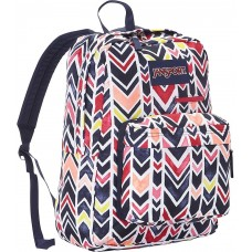 janSport Fashion Backpack For Women - Multi Color