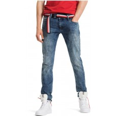 Tommy Hilfiger Straight Jeans for Men - Blue