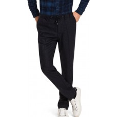 Tommy Hilfiger Drawstring Trousers for Men - Navy Blue