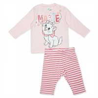 Disney Baby Clothing Set for Girls - Off White