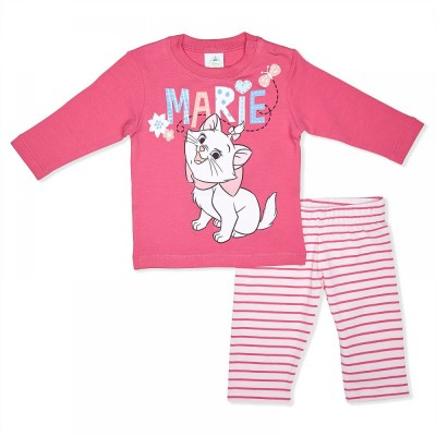 Disney Baby Clothing Set for Girls - Fuchsia