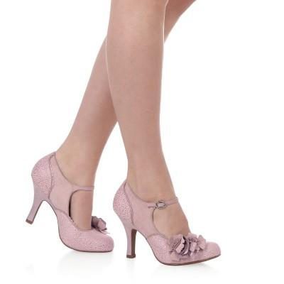 Ruby Shoo Heels For Women - Pink