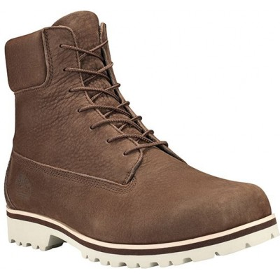 Timberland Brown Lace Up Boot For Men