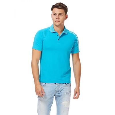Emporio Armani EA7 Polo for Men - Blue