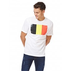 Belgium Football Flag T-Shirt
