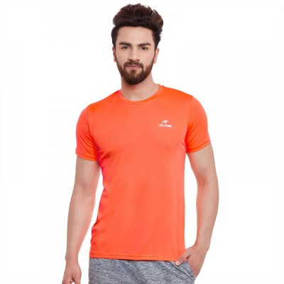 Alcis Orange Men's T-Shirt