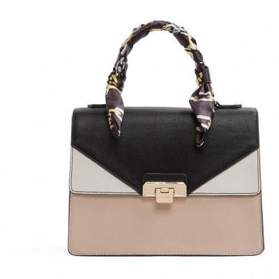 Aldo Pontechianale Shoulder Bag for Women - Taupe